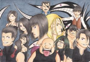 The Homunculi by TheMuzbo