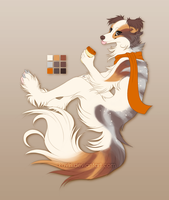 Coffee Dog - Offer-to-Adopt! [SOLD] by kavlri