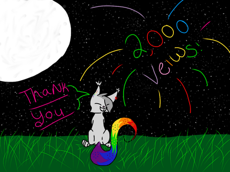 2,000 veiws!!!!!!!!!!thank you soooo much!!!! by Nerdy-cookie