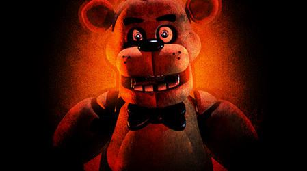 FNAF Simple Wallpapers (separate posters in desc) by EverythingAnimations