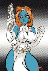 Mystique. by Kenji-Seay