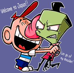 Welcome to Japan. by paet