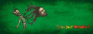 Grow Your Dreadlock by gusustavo