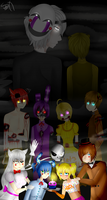 Five Nights At Freddys 2 by shina1319
