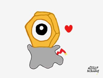 Such A Cute Nut (Meltan) by JessicaPedley
