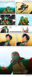 Raphael - Part of That World PART 16 by TurboTails06