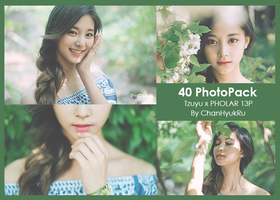 40 / Tzuyu x PHOLAR PhotoPack by ChanHyukRu
