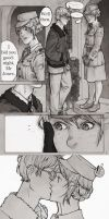 A sentiment (fem!UK/US mini-doujin) by Zieberich