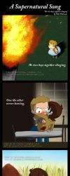 A Supernatural Song by KamiDiox