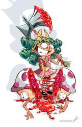 Gert, from I Hate Fairyland by mariods