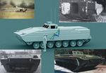 Object 299 Tank test vehicle W.I.P by Yaskolkov