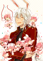can not handle all the pinkus by kumashige