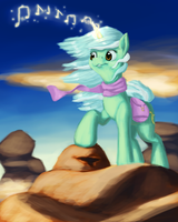 Song of Inspiration by Terrafomer