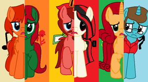Analyst 6 What My Cutie Mark is Telling Me by FreshlyBaked2014