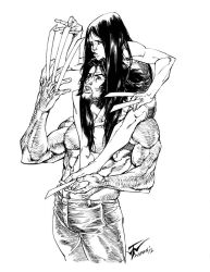 The Adventures of Weapon X and 23 by batangbatugan