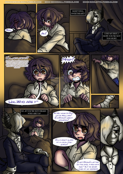 BATIM Shadow World [Page #9] by Duck-Roulette