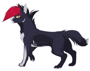 Naru by ScarisWolf