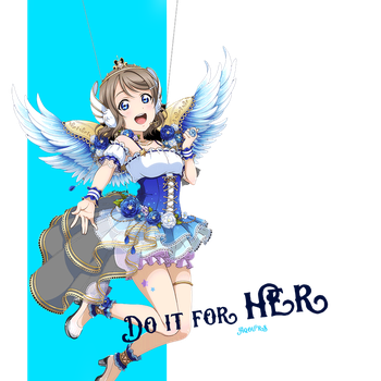 You Watanabe DO IT FOR HER 2 by WHBCMB2005