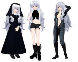 when is the last time i updated this model? and DL by Metalmiku2