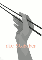 Stabchen by FionaCreates