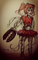 FreakShow Baby by FnafArts003