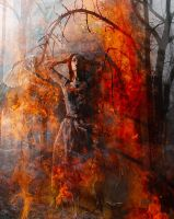 my soul cries for deliverance by Andaelentari