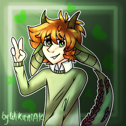 Clement [SPEEDPAINT] by WIKUNIAK2