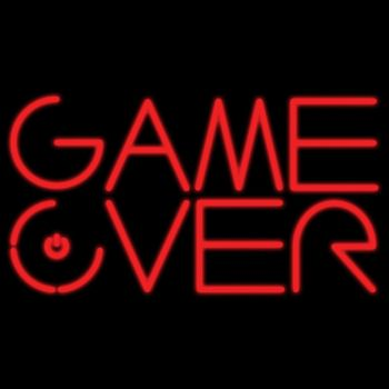 Game Over by biotwist