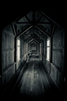 The old bowling alley by HampusAndersson