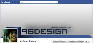 facebook Cover Art by 96design