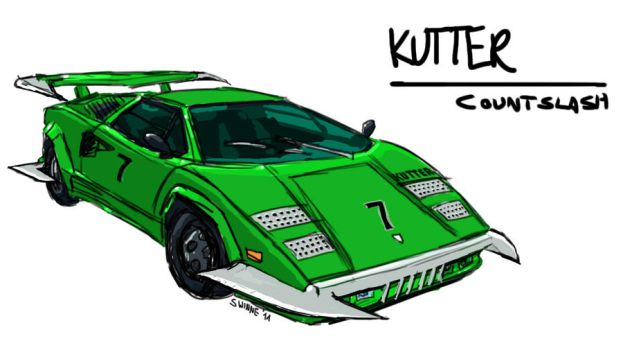 kutter by swinbox