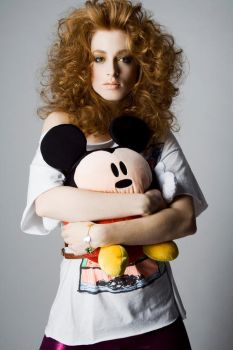 Mickey Mouse is Fashion by Toeps