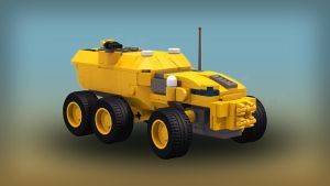 Coalition Baserunner (Deserts of Kharak) by TheMugbearer