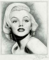 second marilyn attempt by beckhanson
