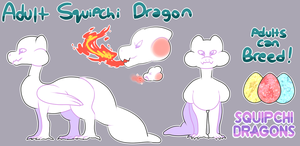 [Squipchi Dragons] - Adult Dragons Mini Reference by asheds