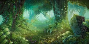 Forest9 by cornwainer