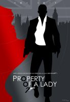 James Bond: Property of a Lady 1 by arunion
