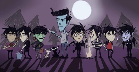 Them -Don't Starve- Again 19 by Vey-kun