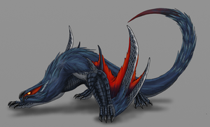 Nargacuga by Scatha-the-Worm