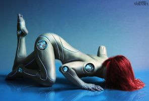 Android Girl by tr3ndyAndy