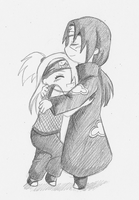 Points: Hold Me in Your Arms by Tsuki--Sama