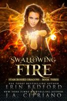 Swallowing Fire - Ebook cover by FrostAlexis