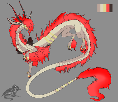 Draw to Adopt Dragon 1-closed- by Adopt-Critters