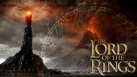 The Lord of the Rings - The Return of the King by RamaelK