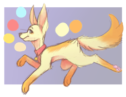 Jake [  NEW DOG OC] by WIKUNIAK2