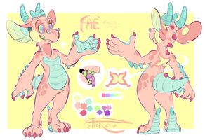 Reference: Fae by MrsDrPepper