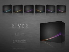 River - Wallpaper Pack by Bugx0r