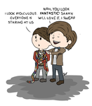 Luke and the Doctor by wildwolf007