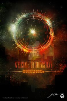 Welcome To Dooms Day by Image-Six