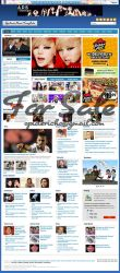 For Sale News Portal Design by spiderio